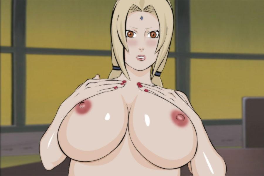 Tsunade de um geito que não passa no anime #1
