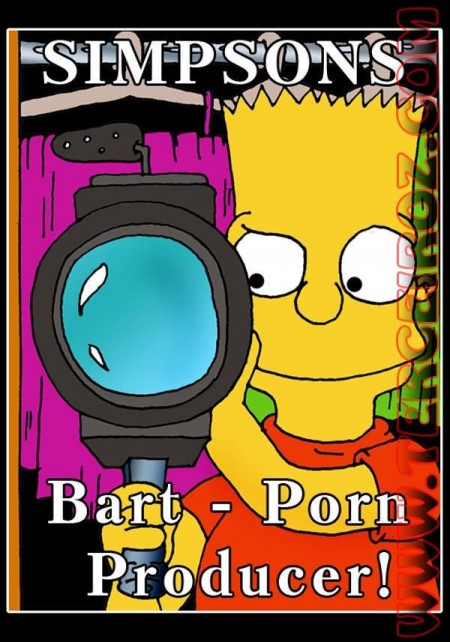 Os Simpsons - Bart produtor
