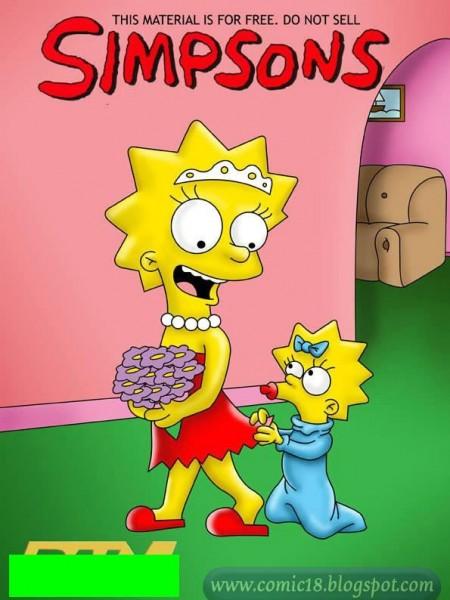 Os Simpsons - O casamento de Lisa
