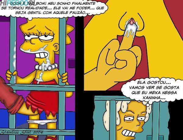 Visita-da-Lisa-Os-Simpsons-6