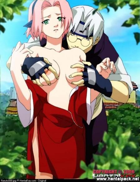 Sakura Haruno do anime naruto – parte 8