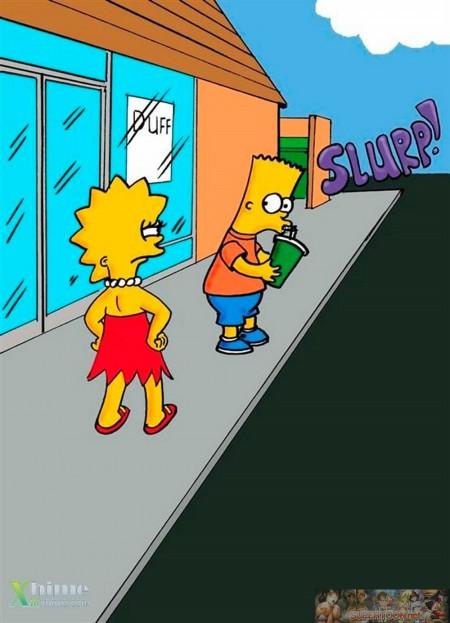 Lisa Simpson tem um Pênis