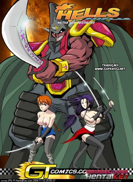 Hells Ninja – HQ Cap 4