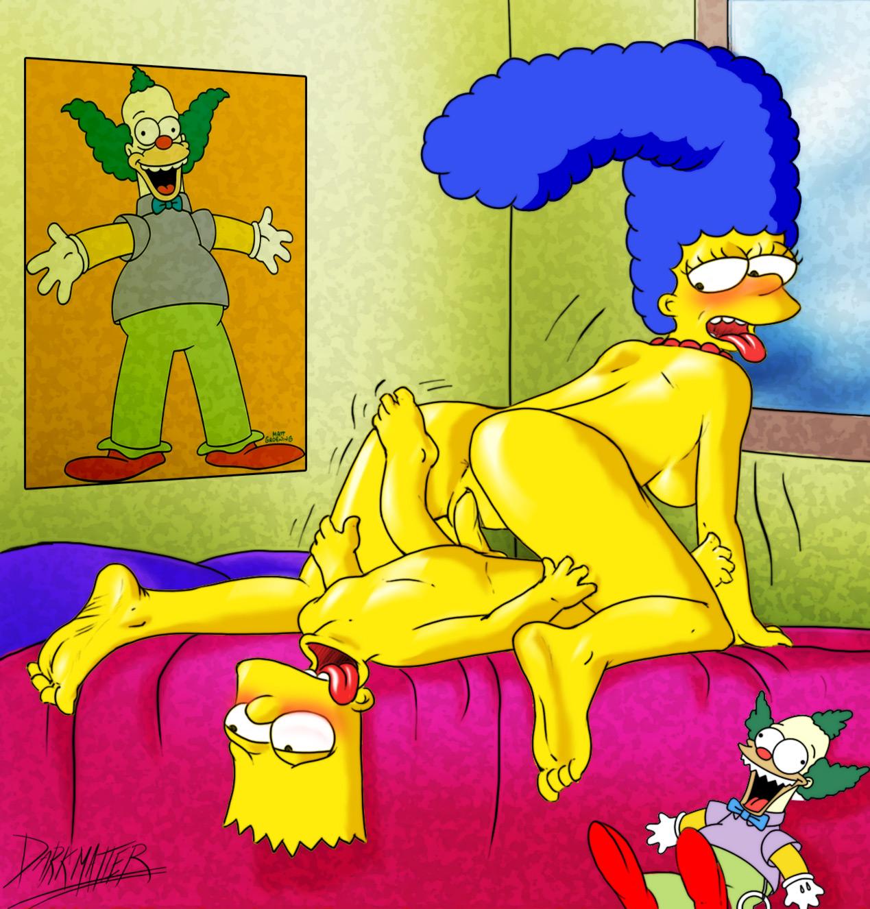 Marge Simpson pelada – Fotos hentai #5