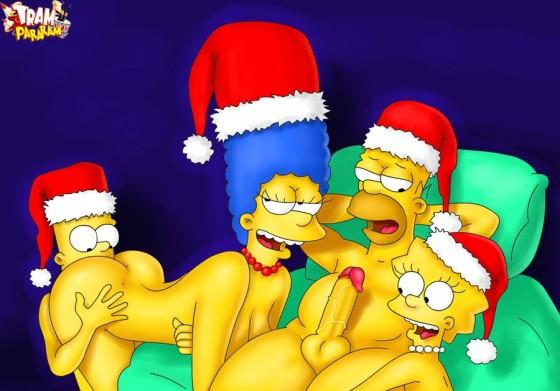 Marge Simpson pelada – Fotos hentai #9