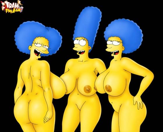 Marge Simpson pelada – Fotos hentai #14