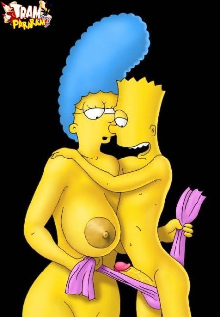Marge Simpson pelada – Fotos hentai #15