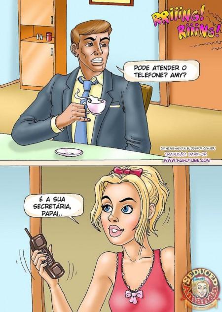 Secretaria Safada do Papai