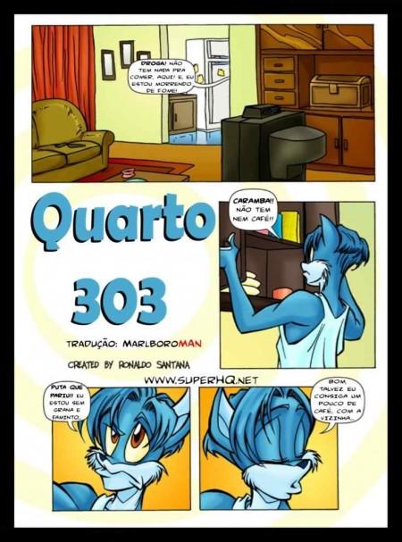 Quarto 303 - HQ