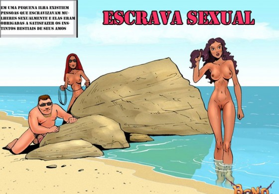 Escrava sexual - HQ