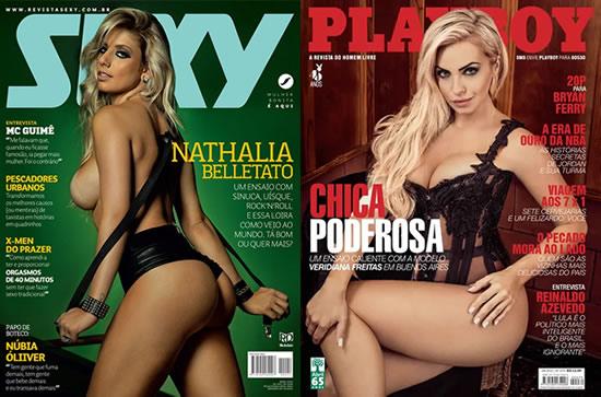 Revistas do mês