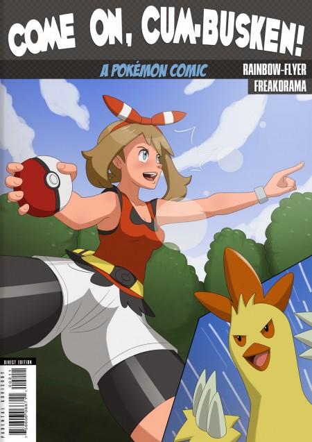 Vamos lá Cum-Busken - Pokémon HQ