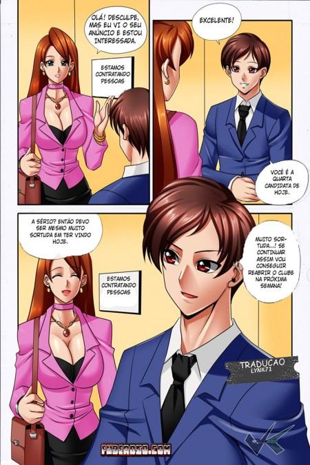 Entrevista de emprego - HQ
