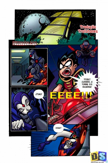 Teen Titans - HQ
