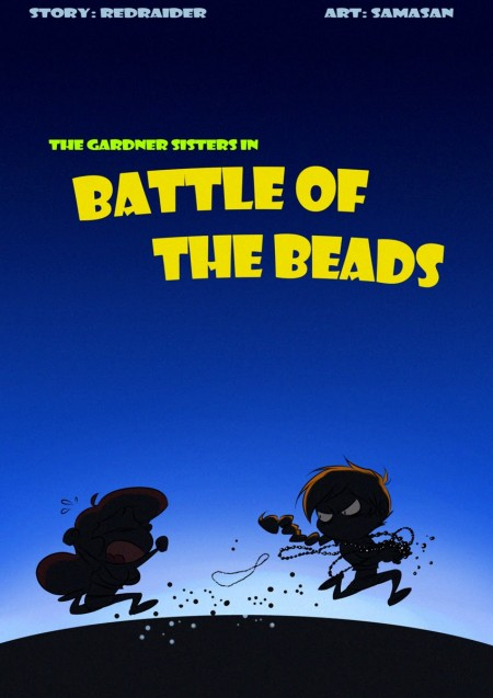 Batalha dos colares - HQ