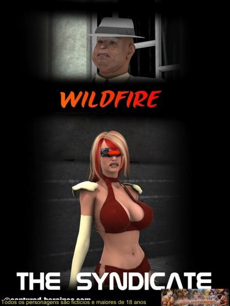Fogo Selvagem - HQ 3D