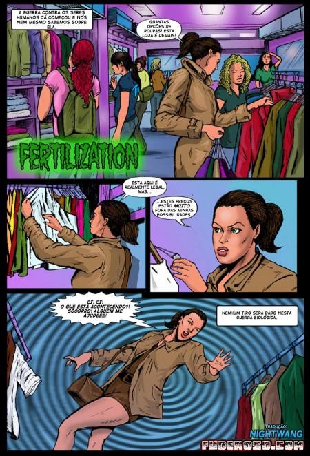 Fertilização - HQ