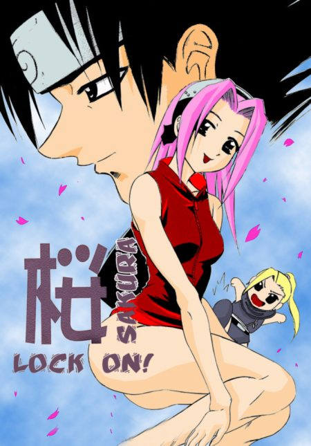 A primeira vez de Sasuke e Sakura - HQ