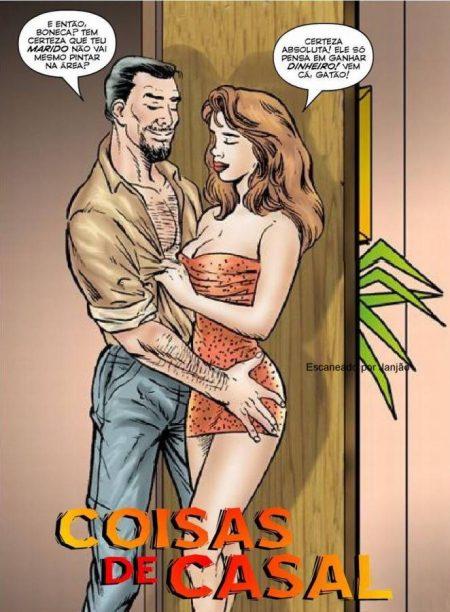Coisas de casal - HQ