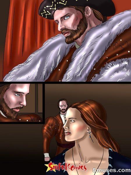 Ajudando o rei a aliviar a tensão – HQ parte 2