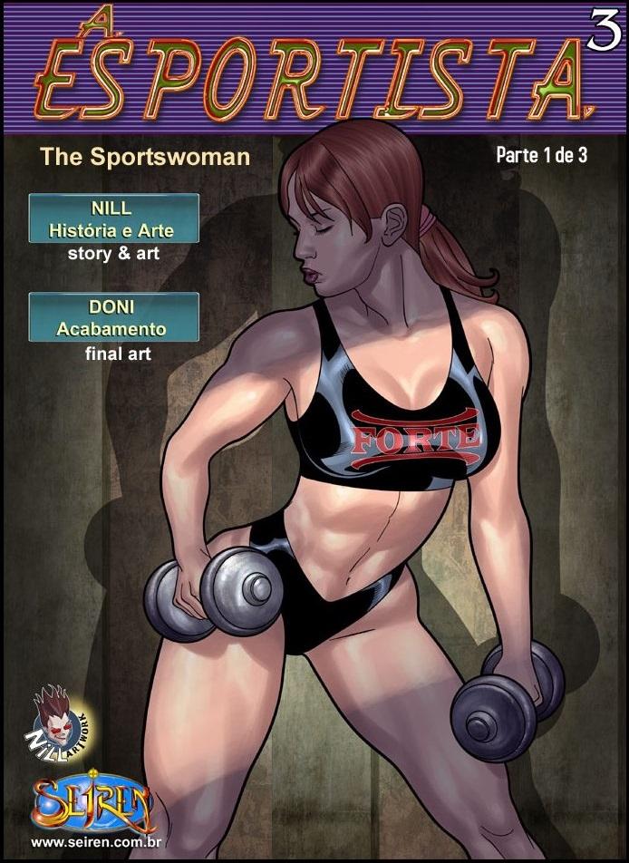 A esportista 3 – HQ parte 1