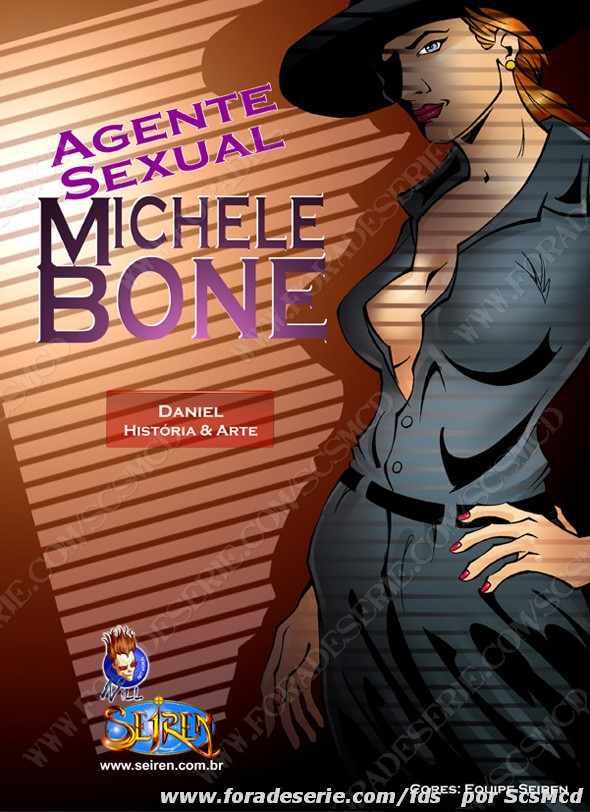 Agente Sexual - HQ