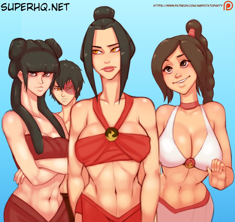 Avatar - Dia na praia - HQ