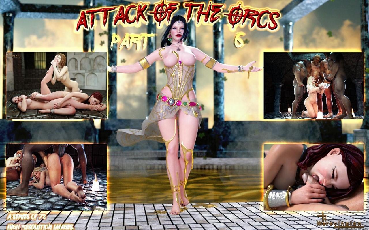 Ataque dos orcs - HQ