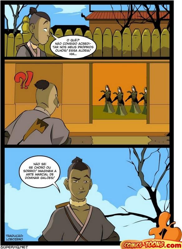 Avatar - A Lenda de Aang - HQ