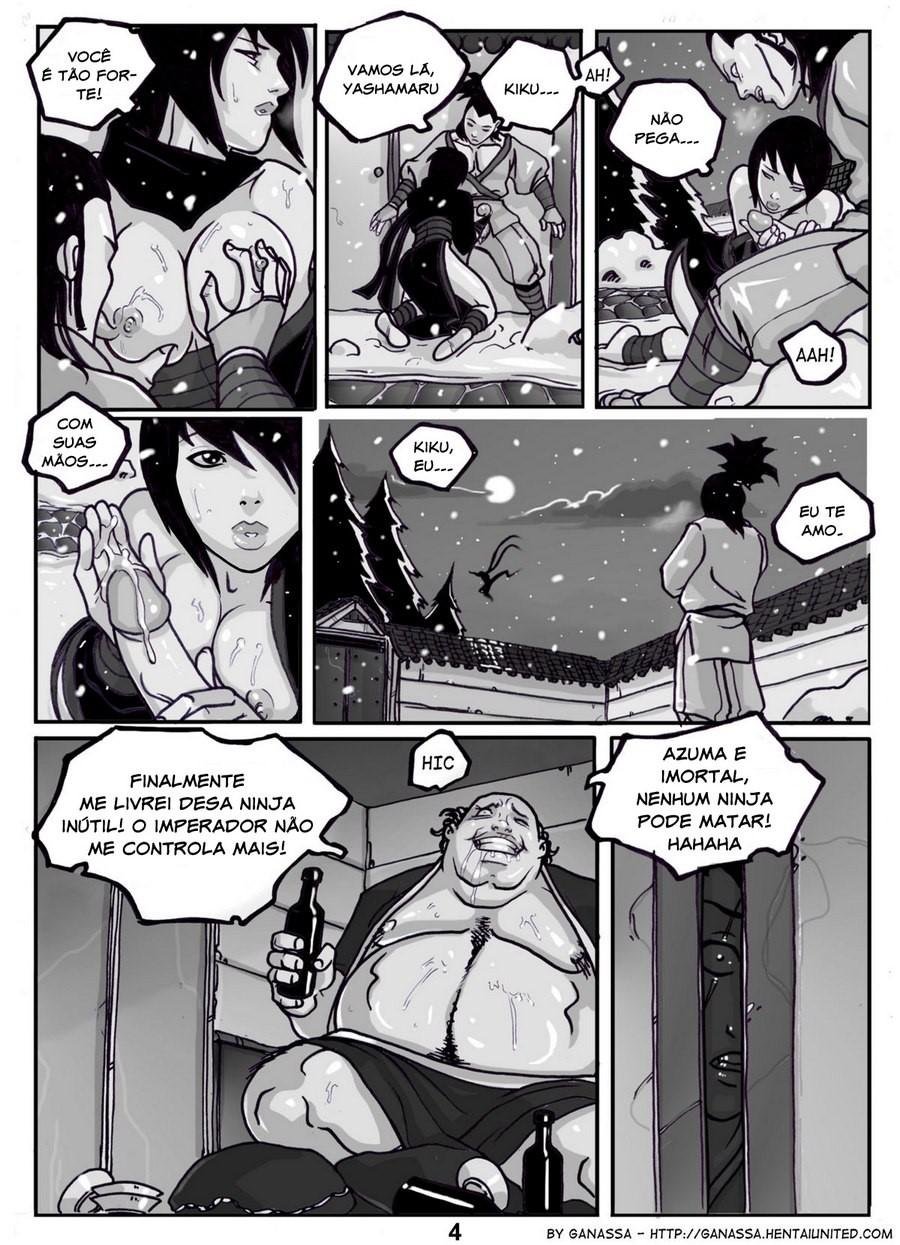 04 1 - A Ninja - Doujin