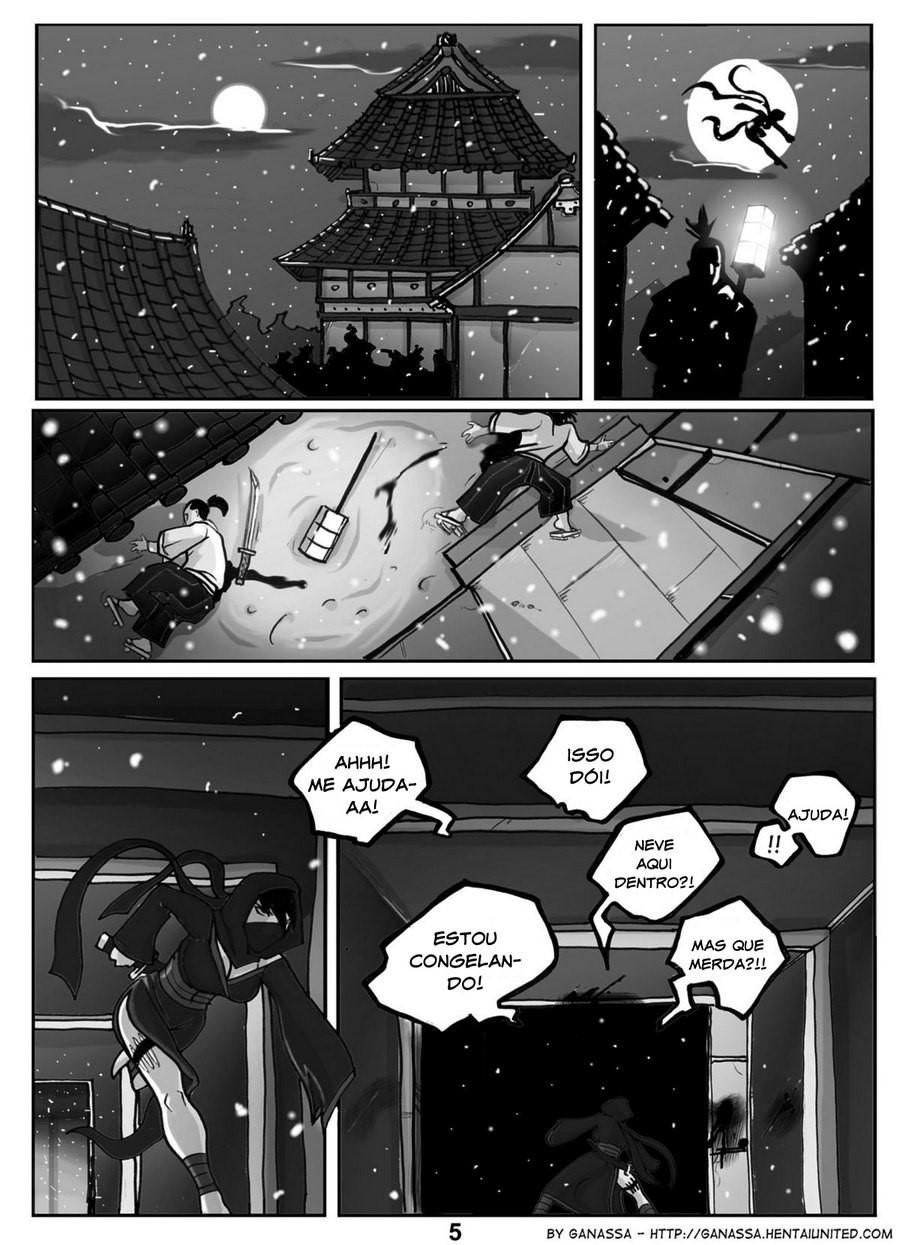 05 1 - A Ninja - Doujin