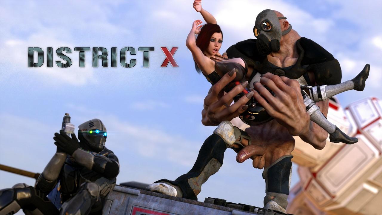 Distrito x - HQ