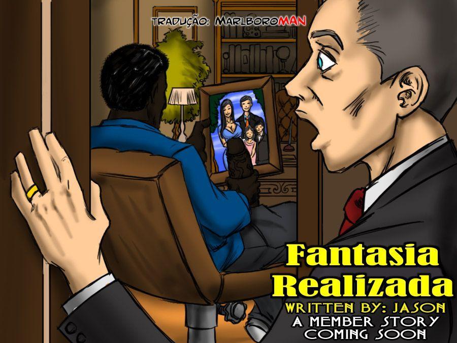 Fantasia realizada - HQ