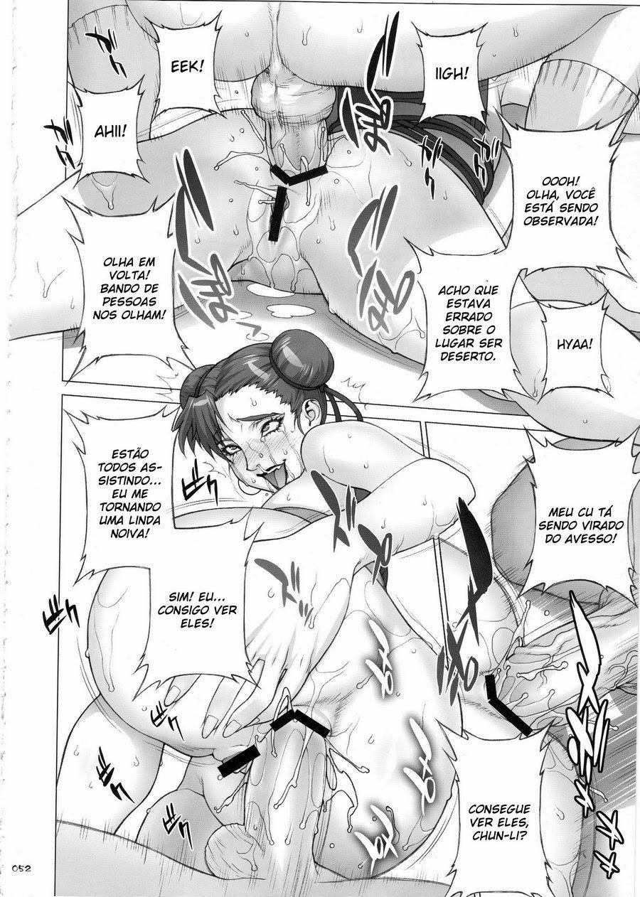 chun li hentai hq 7 - Hentai Street Fighter - Chun-Li Biquini HQ