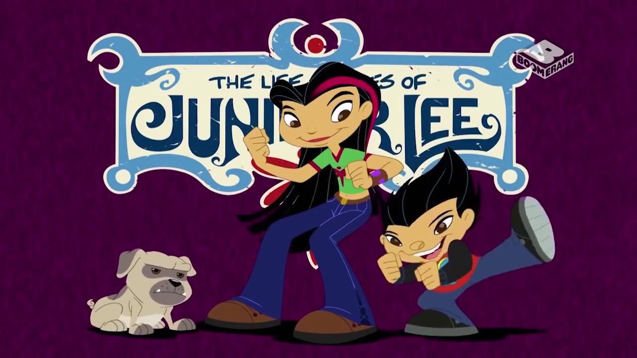 A Vida e as Aventuras de Juniper Lee Hentai HQ