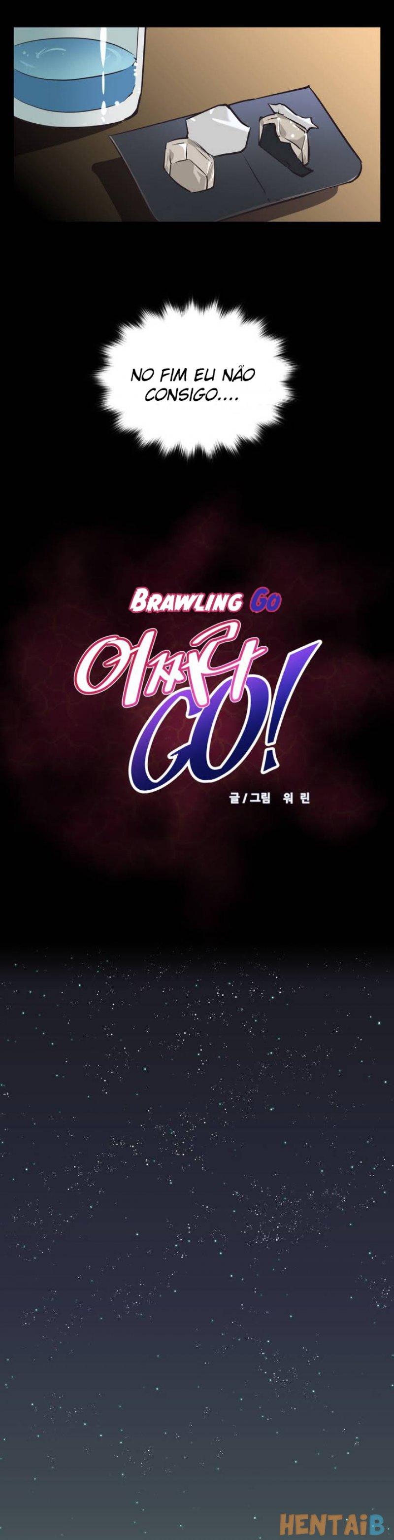 Brawling Go! #01