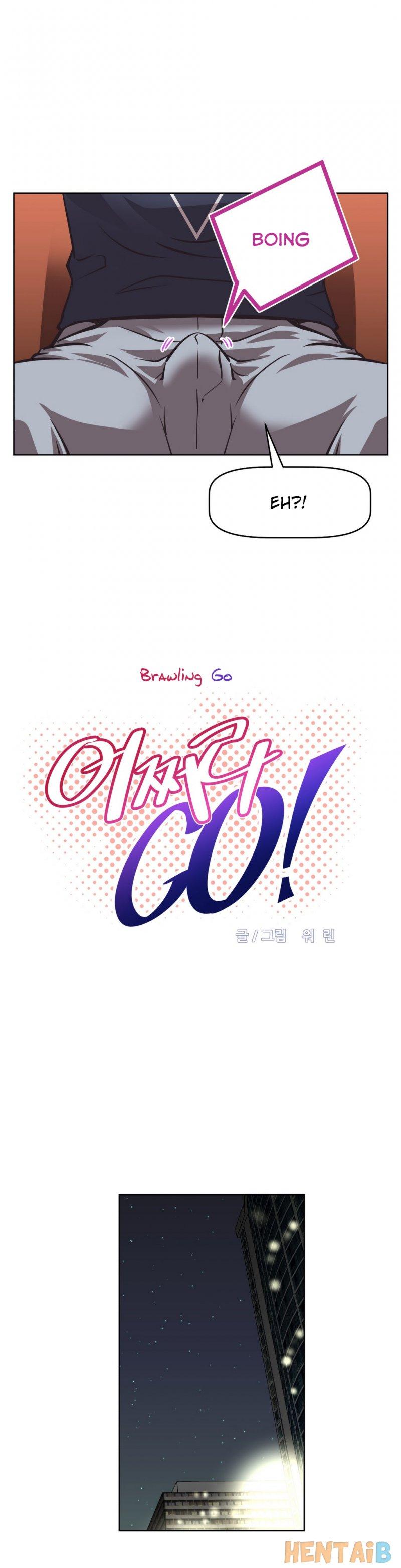 Brawling Go! #07