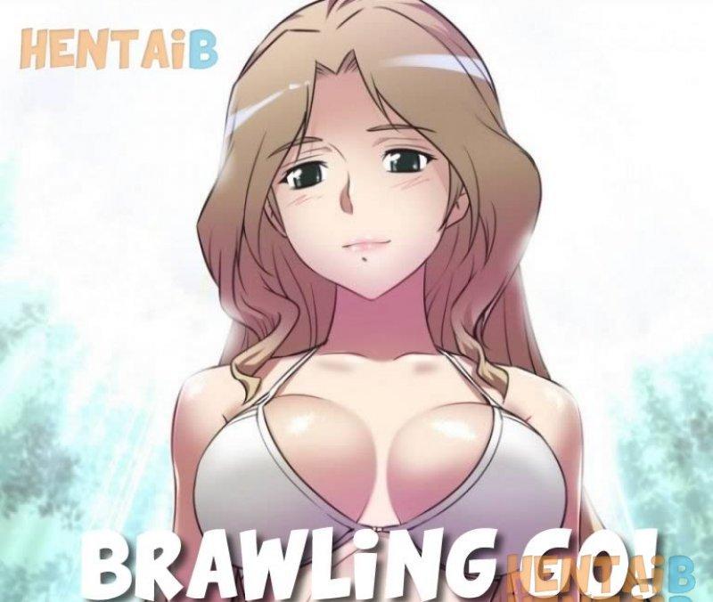 Brawling Go! #13 Hentai