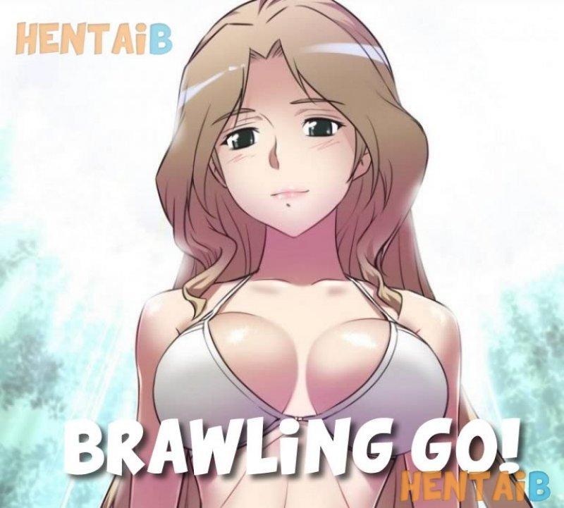 Brawling Go! #16 Hentai HQ Manga