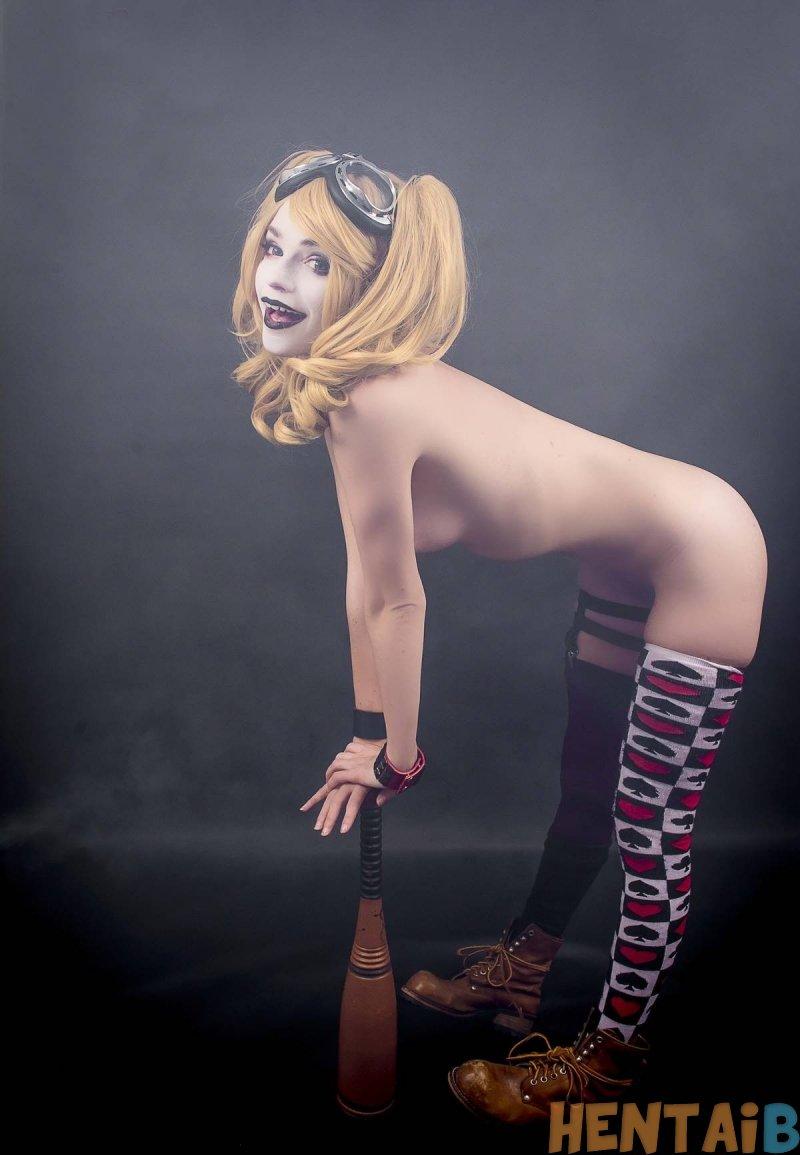 Harley Quinn Cosplay
