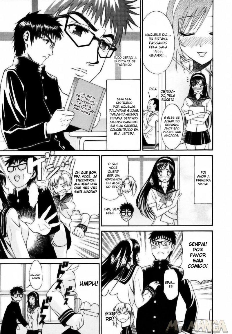 Yanagida Kun To Mizuno San V2