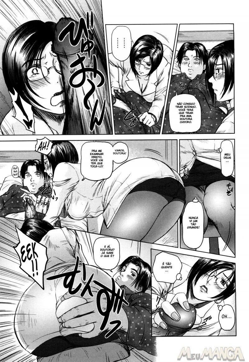 Ama~i Nyuuin Seikatsu #3