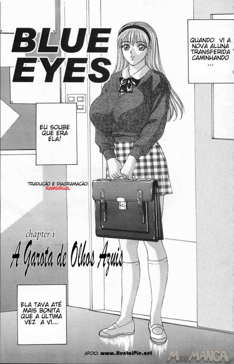 Blue Eyes #01