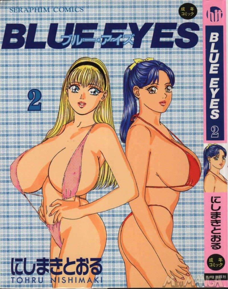 Blue Eyes V2 #01 Hentai HQ