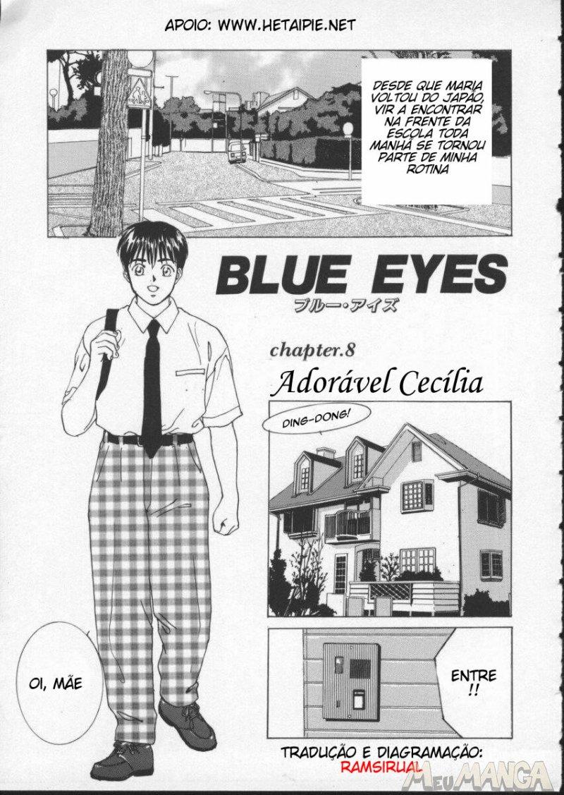 Blue Eyes V2 #03