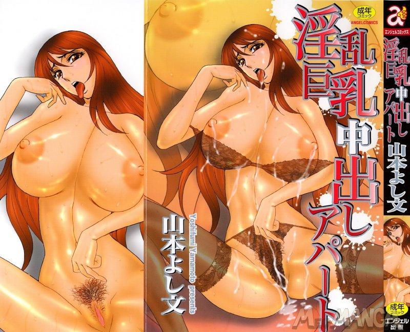 Inran Kyonyuu Nakadashi Apato #08 Hentai HQ
