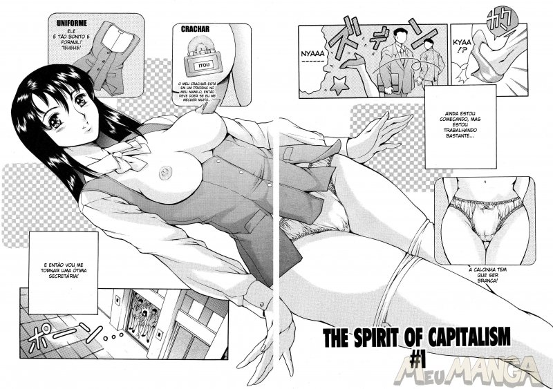 The Spirit Of Capitalism #01