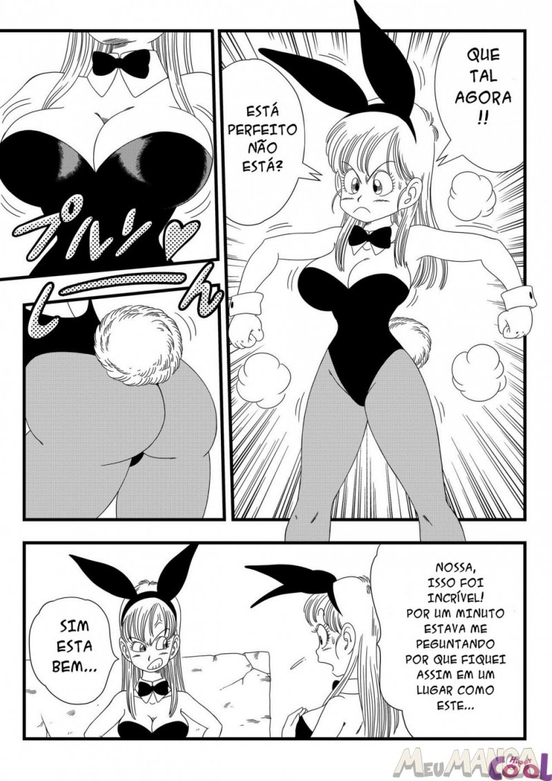 Bunny Girl Transformation
