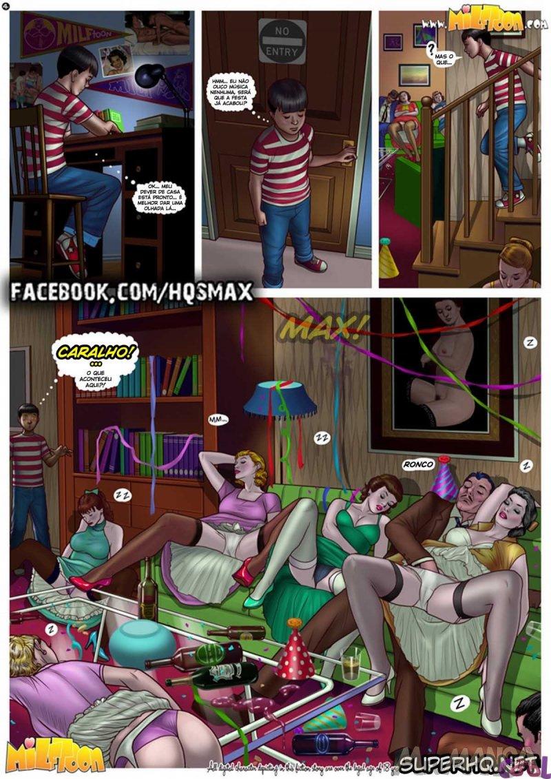 Enjoy The Party
