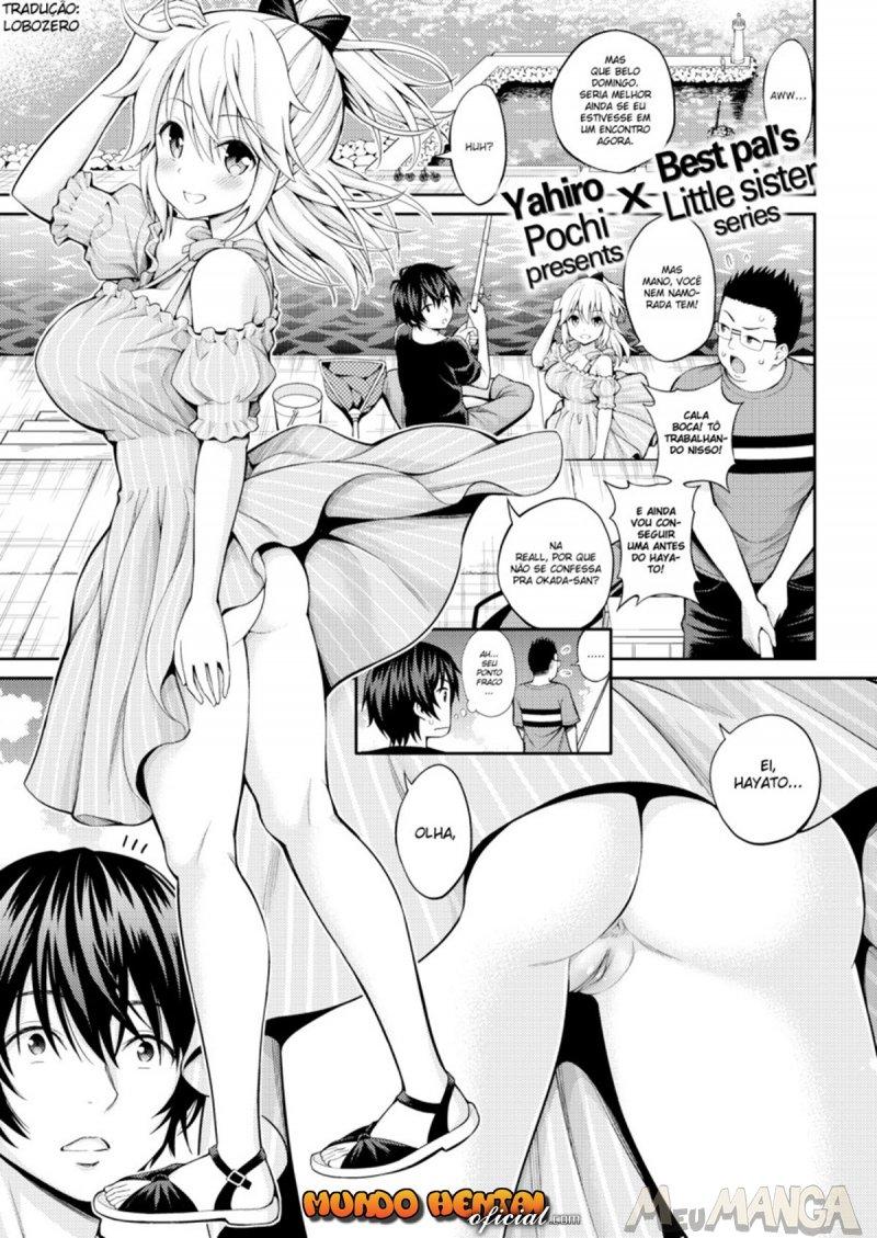 Secret Girlfriend Hentai HQ